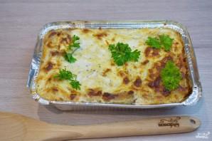 Макароны, фаршированные фаршем и сыром, в духовке - фото шаг 6