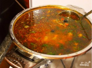 "Суп ""Гаспачо"" горячий - фото шаг 4"