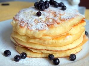 Оладушки на йогурте - фото шаг 7