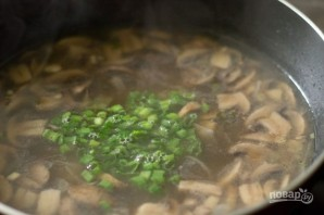 Рецепт супа с грибами - фото шаг 4