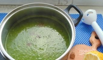 Крем-суп из шпината (оригинальный рецепт) - фото шаг 5