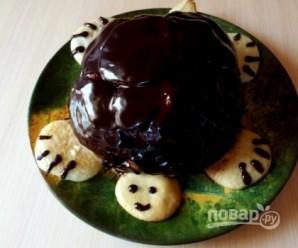 """Торт """"Черепаха"""" (простой рецепт) - фото шаг 7"""