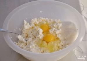 Вкусные пышные сырники из творога - фото шаг 1