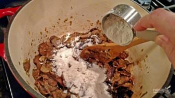 Суп со сливками и грибами - фото шаг 7
