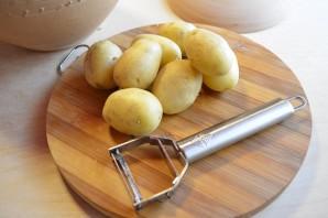 Рагу томленое в глиняном горшочке с фрикадельками из индейки - фото шаг 7