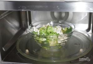 Овощное рагу со сливками - фото шаг 1