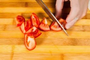 Салат с осьминогом - фото шаг 1