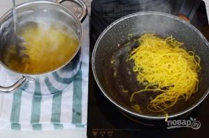 Паста с лимоном и сливками - фото шаг 2