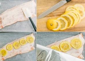 Лосось в духовке - фото шаг 2