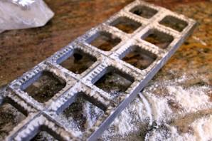 Равиоли с сыром и ветчиной - фото шаг 10