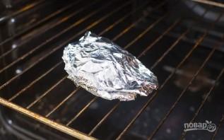 Соус из запеченного чеснока - фото шаг 1