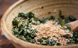 Салат с пармезаном - фото шаг 6