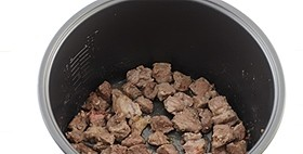 Суп с мясом в мультиварке - фото шаг 5