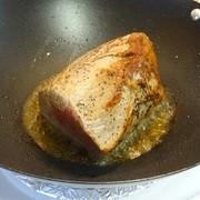 Мясо в тесте в духовке - фото шаг 3