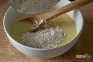 Кекс с фундуком и грушей - фото шаг 3
