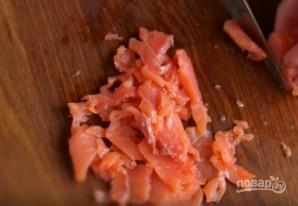 Суши-торт закусочный - фото шаг 3