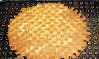 Вафельные рожки для мороженого - фото шаг 4
