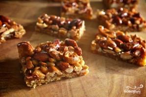 Ореховые пирожные с медом - фото шаг 8