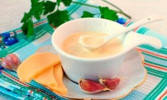 Молочно-чесночный соус - фото шаг 4