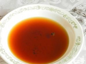 Грибной суп из сушеных грибов в мультиварке - фото шаг 7