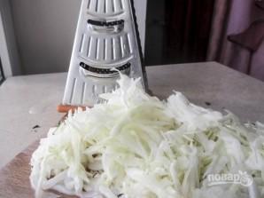 """Салат """"Цветик-семицветик"""" - фото шаг 8"""