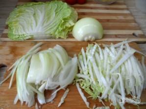 Сельдереевый суп для похудения - фото шаг 4