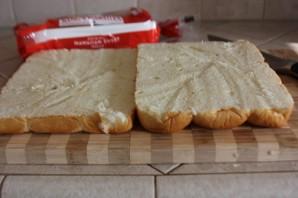 Горячие бутерброды на праздничный стол - фото шаг 1