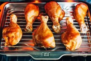 Запекание куриных ножек в духовке - фото шаг 3