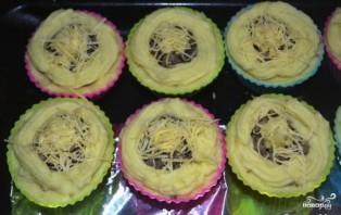 Картофельные гнезда - фото шаг 3