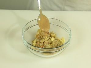 Салат из баклажанов арабский - фото шаг 4