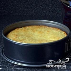Лаймовый пирог с ежевичным соусом - фото шаг 2
