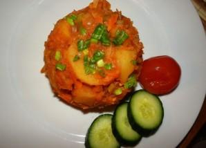 Вегетарианский бигус - фото шаг 9