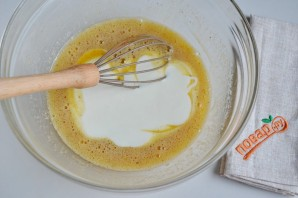 Морковный пирог (Правильное Питание) - фото шаг 4