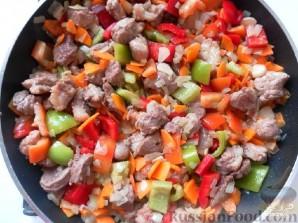 Рагу из свинины с овощами - фото шаг 4
