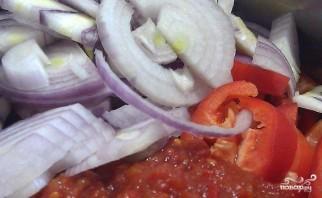 Лечо из болгарского перца - фото шаг 2