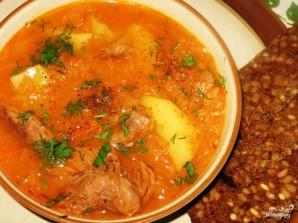 Суп из гуся - фото шаг 8