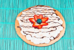 Пицца с маршмеллоу - фото шаг 5