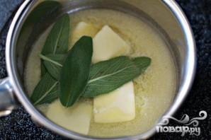Индейка с лимонной цедрой и шалфеем - фото шаг 2