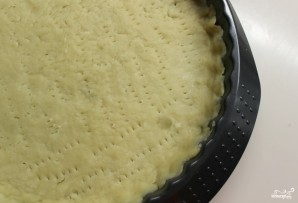 Пирог с лососем и брокколи - фото шаг 5
