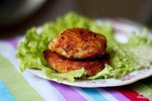 Котлеты из курицы с сыром - фото шаг 7