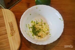 Теплый салат из говядины - фото шаг 3