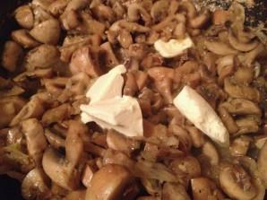 Салат с грибами вкусный - фото шаг 2