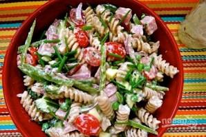 Салат с ветчиной, сыром - фото шаг 6