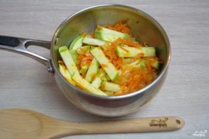 Сливочный томатный суп с базиликом  - фото шаг 4