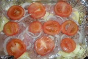 Мясо индейки в духовке - фото шаг 7