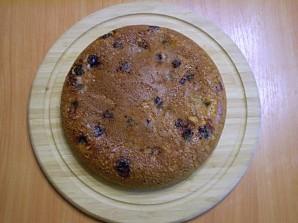 Пирог на скорую руку на кефире - фото шаг 9