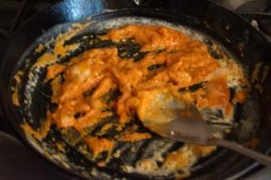 Чанахи с фасолью и грибами - фото шаг 7