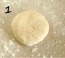 Пирожки Розочки - фото шаг 1