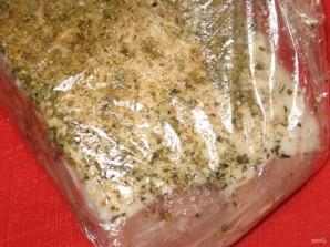 Рецепт свинины в фольге - фото шаг 4