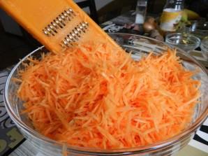 Рулеты из лаваша с морковкой - фото шаг 1